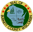 Burnett County Seal